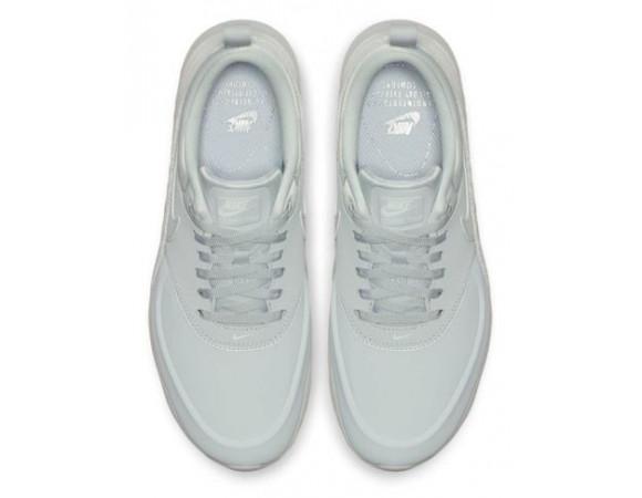 Nike Air Max 1 Premium Leather schoenen platwhite