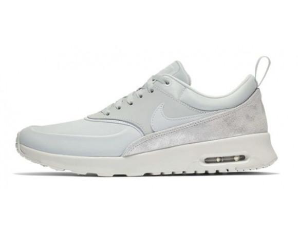 4fe6abeb9b0 Nike Air Max Thea Premium black leather | Sneakerdiscounter