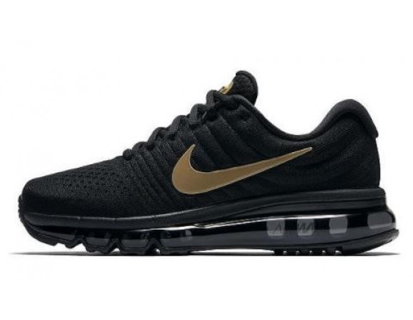 nike air max 2017 dames goud