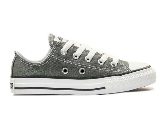 8794259bd3c Converse All Star Laag Grijs Junior | Sneakerdiscounter.nl