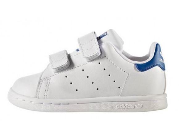 adidas stan smith wit junior
