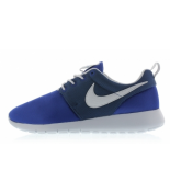 Nike Roshe Run Royal Blue Wolf Grey