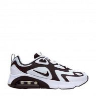 Nike Air Max 200 Sneakers Wit Zwart