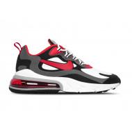 Nike Air Max 270 React Sneakers Zwart Rood