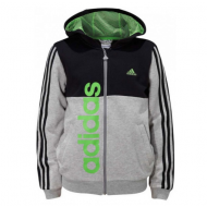 adidas JR Recharged Tricot Hoodie