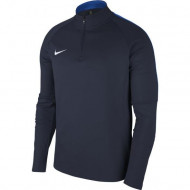 Nike Dry Academy 18 Drill Top Donkerblauw