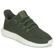 Adidas Tubular Shadow Olijfgroen/Wit