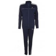 Adidas Hooded Jogging Pak Blauw