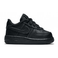 Nike Air Force 1 Laag Zwart Baby