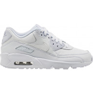 Nike Air Max 90 Leer Wit