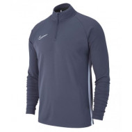 Nike Dry Academy 19 Drill Top Grijs