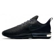 Nike Air Max Sequent Zwart