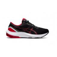 Asics Gel - Pulse 13 Black / Electric Red - Heren Hardloopschoenen
