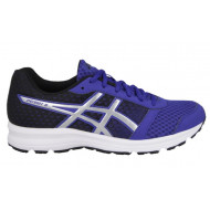 Asics Patriot 8 Blue Silver Black