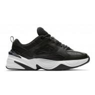 Nike M2K Tekno Heren Sneakers Zwart Wit