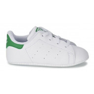 Adidas Originals Stan Smith Crib Wit/Groen