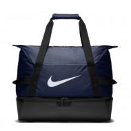 Nike Academy Voetbaltas Donkerblauw Large
