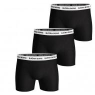 Bjorn Borg 3-Pack Boxershorts - Zwart / Wit