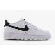 Nike Air Force 1 Laag Wit Zwart