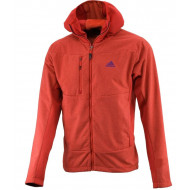 Adidas Melange Fleece Capuchon Vest