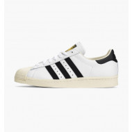 Adidas Originals Superstar 80s Wit/Wit
