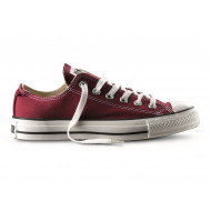 Converse All Star Laag Bordeaux Rood