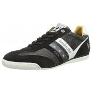Pantofola d'Oro Vasto Funky Zwart Sneaker Heren