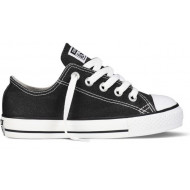 Converse All Star Laag Zwart Junior